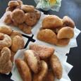 カレーパン、揚げパン