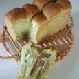 ほうれん草とツナの食パン
