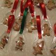 クリスマスオーナメントクッキー